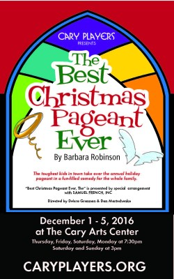 the best christmas pageant ever archived - The Best Christmas Pagent Ever